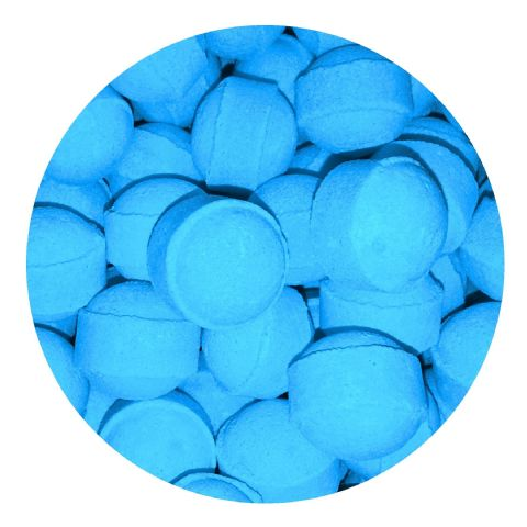 30 x Seakay Mini Bath Marbles Fizzers Bath Bubble & Beyond 10g